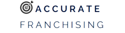accurate franchising logo